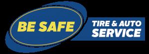 Be Safe Tire Logo